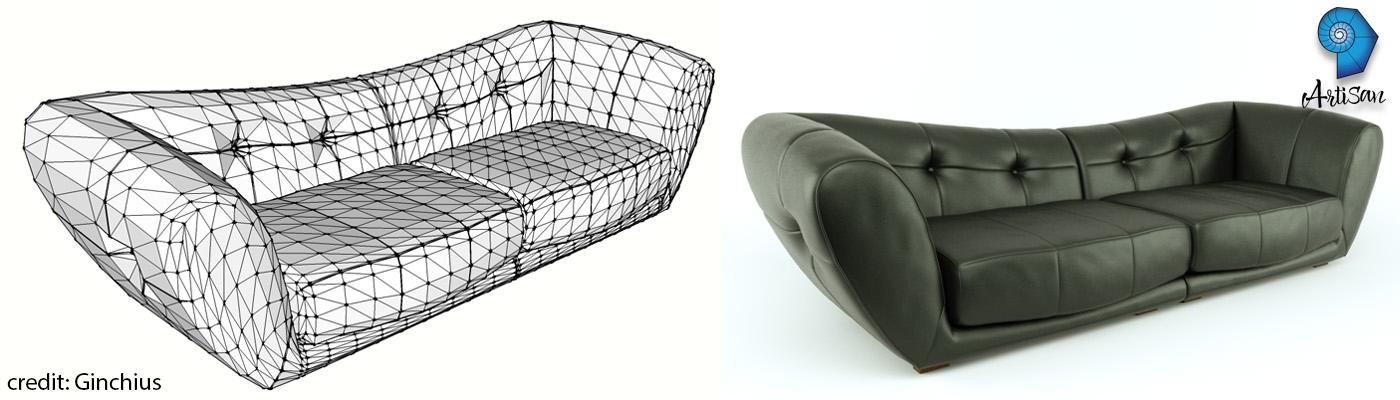 Ginchius-Sofa